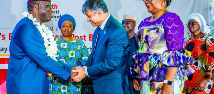 At Gender Summit, Governor Fayemi Rallies Support For Women To Bridge Gender Imbalance (Photos) - Brand Spur