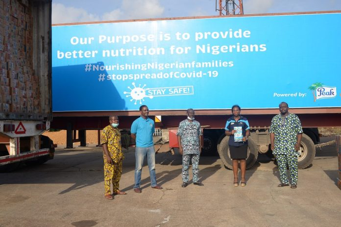 FrieslandCampina WAMCO Supports 100,000 Families In Fight Against COVID-19 - Brand Spur