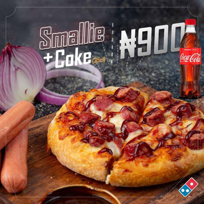 A Match Made In Food Heaven - Coca-Cola & Dominos Collaborate On Deal Of The Summer - Brand Spur