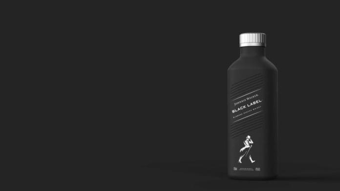 Diageo to unveil Johnnie Walker whisky in paper bottles in 2021 - Brand Spur