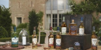 whisky collection, Diageo