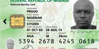 How To Obtain Your National ID Card Through the NIMC Mobile App
