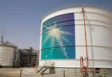 Saudi Aramco Sees 2020 Profits Drop to $49Bn, Declares Full-Year dividend of $75Bn