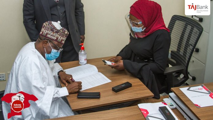 TAJBank Opens New Footprints in Sokoto State (Photos)