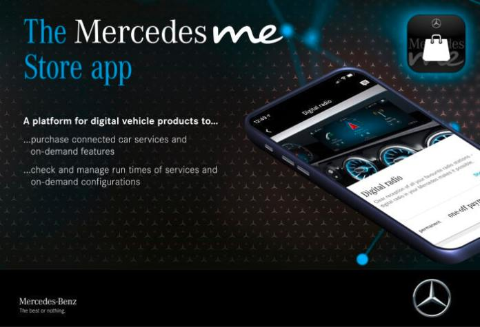 the new generation of Mercedes me Apps launches - BRANDSPUR7
