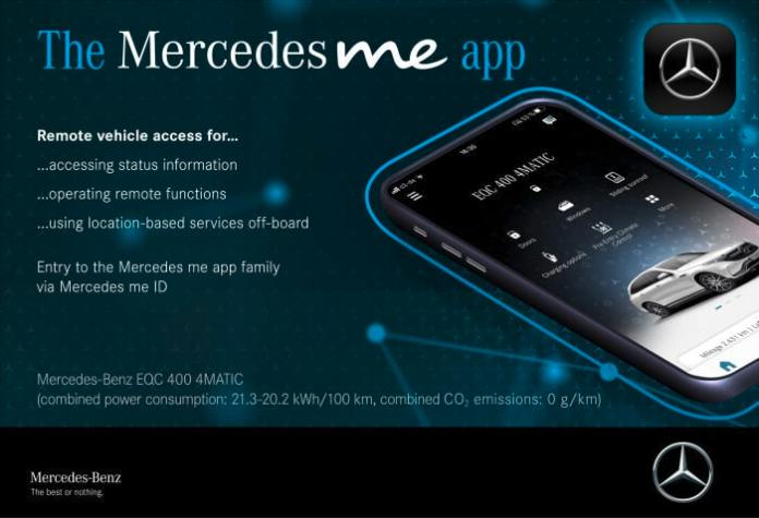 the new generation of Mercedes me Apps launches - BRANDSPUR8