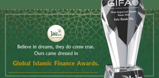 Jaiz Bank Wins Most Improved Islamic Bank Award