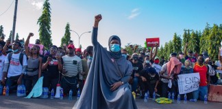 #ENDSARS Young People in Nigeria Are Using Social Media to Drive Nationwide Protests Against Police Brutality