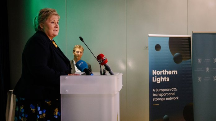 Equinor collaborates with Microsoft on Northern Lights carbon capture and storage value chain