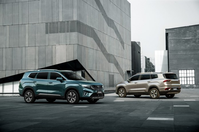 Geely Automobile Sales Volume For September 2020 Was 126,365 Units, Up 11% YOY Brandspurng1