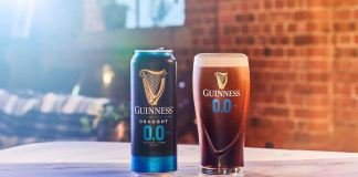 Guinness introduces 'Guinness 0.0', the Guinness with everything except alcohol Brandspurng1