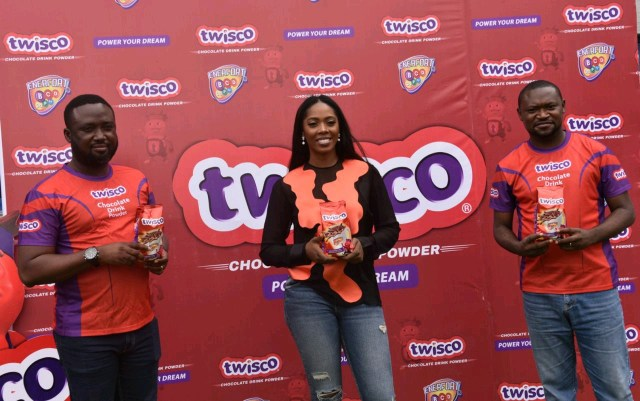 Promasidor Launches Twisco Chocolate Drink Powder into Nigerian market Brandspurng3