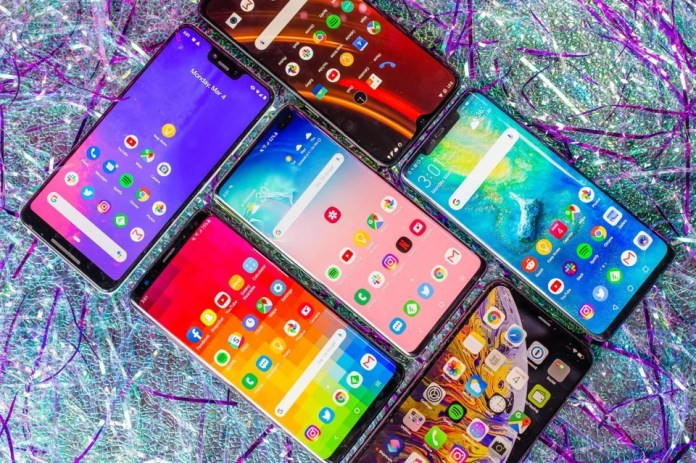 Top 10 Smartphone Brands Capture 88% Market Share in Q2 2020 as Huawei and Samsung Tie at 20%
