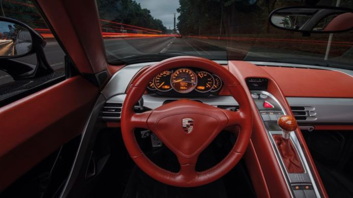 Celebrating 20 years of the Porsche Carrera GT