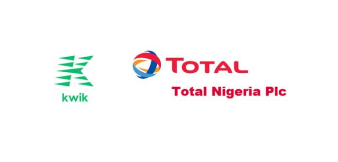 Kwik Delivery and Total Nigeria Plc partner on e-commerce fulfilment of Corporate Affairs Commission documents Brandspurng1