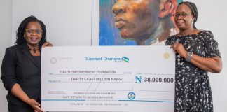 Standard Chartered champions Safe Return to School initiatives for students