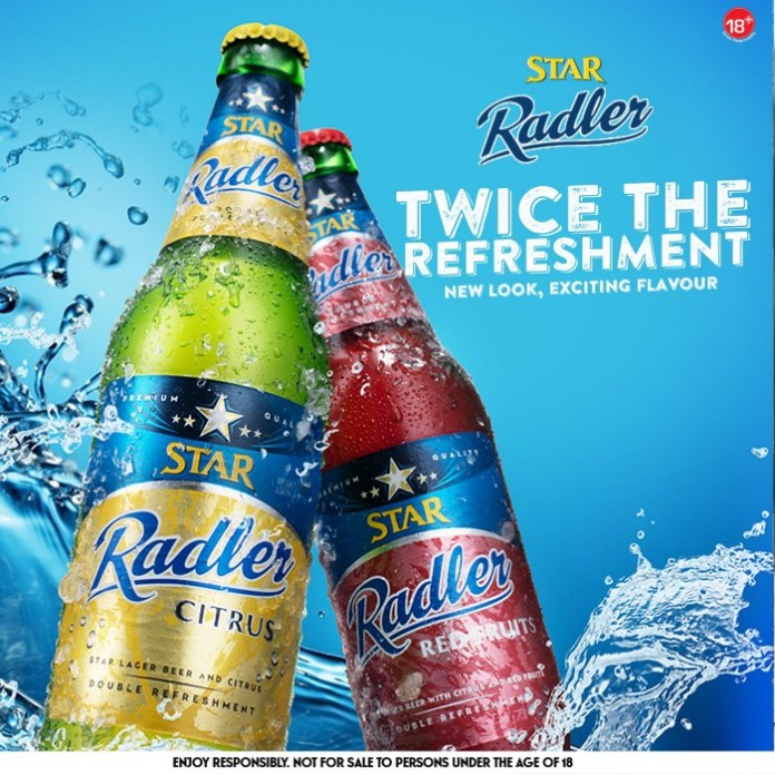 Seen Star Radler's Citrus New Look And New Red Fruit Variant? Here's Why You Should Try It!