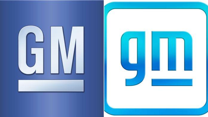 General Motors Unveils New Logo Brandspurng