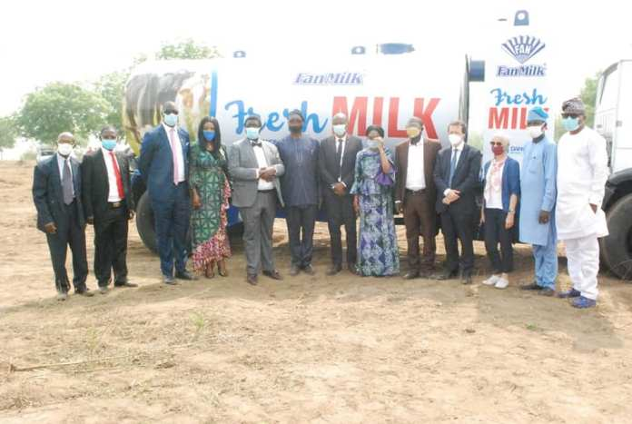Ogun State And Fan Milk Plc Seal Partnership Deal On Dairy Value Chain Opportunities Brandspurng9