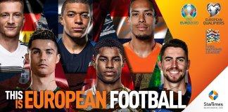 2022 World Cup Qualifiers On StarTimes: Europeans Begin Road To Qatar-Brand Spur Nigeria