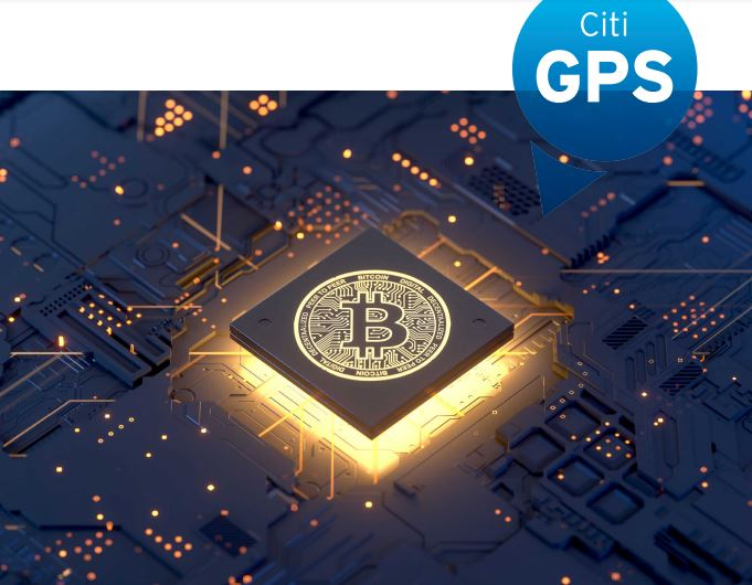 Bitcoin Is at a Tipping Point, Could Become Preferred Currency for International Trade - Citigroup Brandspurng