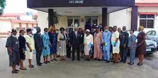 LASUTH- Nursing Council-brandspurng-Nursing and Midwifery Council of Nigeria Accreditation Team Visits LASUTH