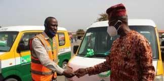 Ogun Distributes Monitoring Vehicles To Improve Town Planning Activities-Brand Spur Nigreia