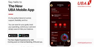 UBA Gives Customers More Control, Convenience with New Mobile App Brandspurng
