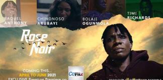 New Movie, ROSE-NOIR Set To Hit The Screen-Brand Spur Nigeria