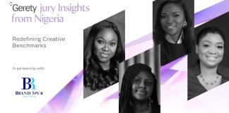 Brand Spur Partners Gerety Awards, Hosts 2021 Jury Panel In Lagos-Brand Spur Nigeria