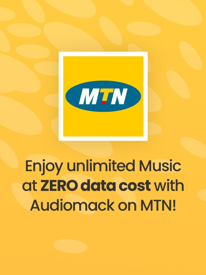 Audiomack Partners MTN To Bring Music Streaming To Over 76 Million Subscribers At Zero Data Cost - Brand Spur