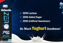 CHI Limited Introduces Hollandia Zero Yoghurt