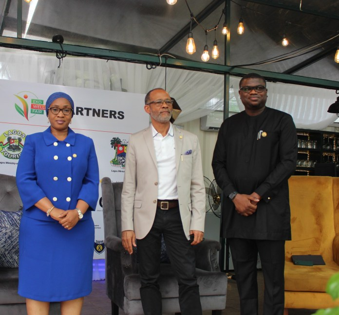 Lagos State Government Tourism Joins In Eko Wellness Fair Brandspur