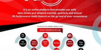 """P+, Nigerian Media Monitoring Agency Launches """"Get-Reports"""" For The PR Industry-Brand Spur Nigeria"""