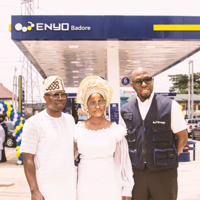 Enyo Retail And Supply Unveils New Fuel Retail Station-Brand Spur Nigeria