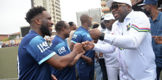 Rite Foods Excites Sports Enthusiasts at Elegushi Peace Cup Tournament in Lagos Brandspurng1