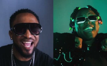 Darey And Teni Explore Colors In New 'Show Me Love' Video-Brand Spur Nigeria