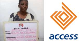 EFCC Arrests Access Bank Staff For Defraudeding Customers Of N34m -Brand Spur Nigeria