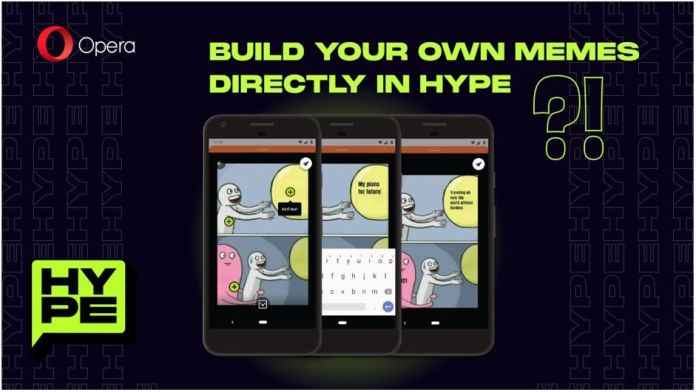 Opera Launches Hype, An In-Browser Chat Service For Opera Mini Users - Brand Spur