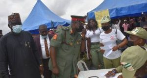 NYSC Launches 2021 Health Initiative For Rural Dwellers-Brand Spur Nigeria