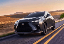 2022 Lexus NX: Designed, Engineered With The Future Of Luxury In Mind-Brand Spur Nigeria