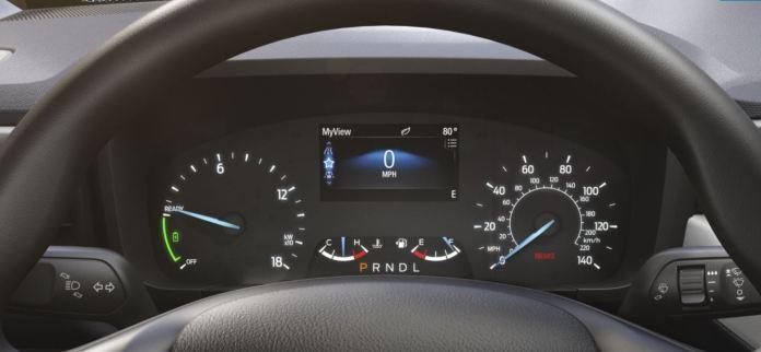 Ford unveils 2022 Maverick Standard Hybrid Compact Pickup