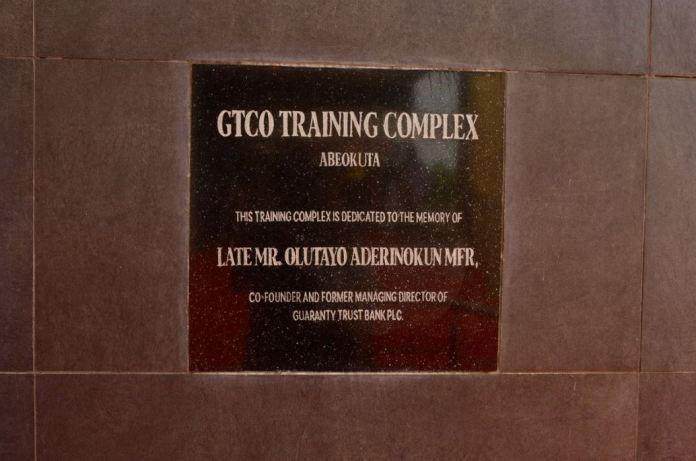 Guaranty Trust Training Complex Tayo's Plaza