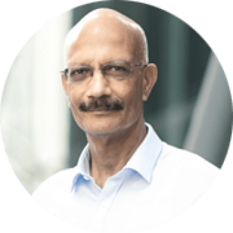 Ashok Krishen, Managing Director and CEO of the OFI nuts-Brand Spur Nigeria