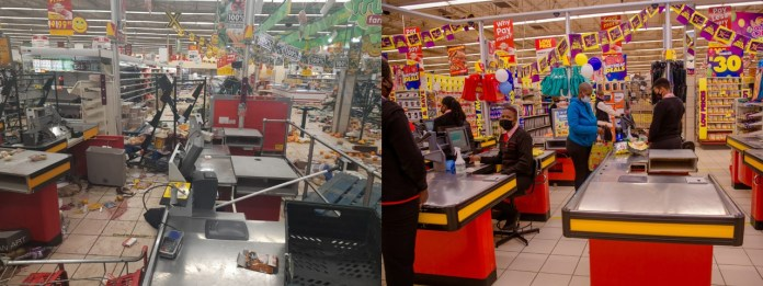 Shoprite Re-opens Jabulani Store In Record Time-Brand Spur Nigeria