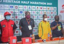 Ijebu International Half Marathon