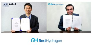 Hyundai Motor And Kia Collaborate With Next Hydrogen To Develop Advanced Alkaline Water Electrolysis System-Brand Spur Nigeria