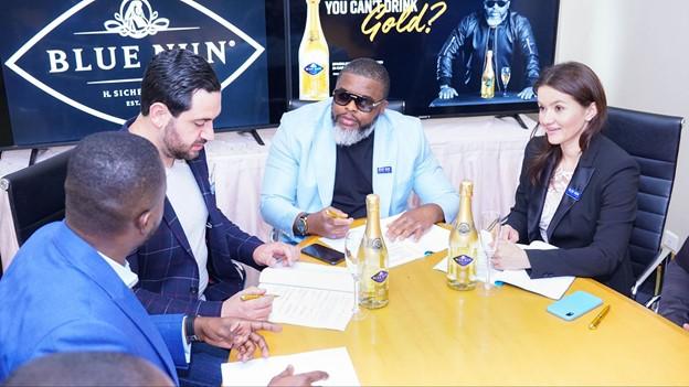 Larry Gaaga joins the Blue Nun Nigeria Family as Official Brand Ambassador - Brand Spur