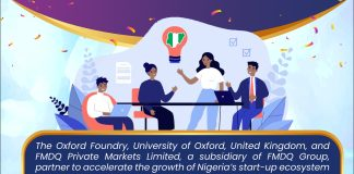 University of Oxford and FMDQ Group Launch Pioneer Global Partnership