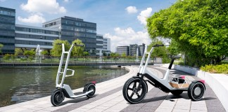 BMW Group Research Unveils Innovative Concepts For Cargo Bike And E-scooter-Brand Spur Nigeria